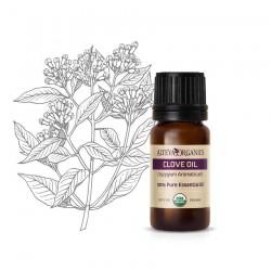 Organic Clove Oil